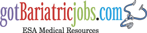 bariatric surgery jobs, gastric bypass jobs, weight loss jobs